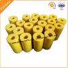 Componentes de protección de los recambios de la máquina de la envoltura de cable de la funda de la PU del buje del poliuretano