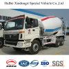 vrachtwagen van de Levering van Concrete Mixer 3 van Benz van 10cbm Foton Auman Daimler de Euro