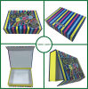 Cadre de bijou de papier rigide Livre-Shaped de luxe de cadeau
