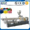 Machine en plastique d'extrudeuse de Masterbatch de remplissage de granules pour le HDPE