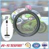 Chambre à air de moto de bonne qualité en gros de la taille 3.00-18