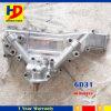 Roestvrij staal Oil Cooler Cover voor OEM Me088928 van Mitsubishi Engine 6D31