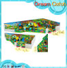 Cour de jeu d'intérieur de matériel éducatif de gosses pour créateur