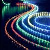 Indicatore luminoso approvato impermeabile della corda di Ce/RoHS LED per la decorazione esterna