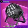 1개의 동위 LED DMX에 대하여 동위 64 점화 18X15W 5