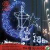 Водоустойчивый свет Поляк Eid улицы СИД для украшения Ce&RoHS Рамазан