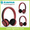 Bluetooth 4.0 Headband Headphone Bluetooth sans fil Casque couleur rouge