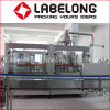 Máquina de rellenar del agua pura mineral automática de 3 In1 Barreled