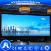Visualización de mensaje programable al aire libre de múltiples funciones de P6 SMD China LED