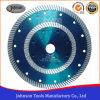 het 105350mm Gesinterde TurboBlad van de Zaag voor het Snijden van Algemeen Doel