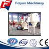 Ligne de production de lavage de film PE en plastique de 500kg / H