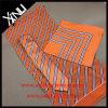 Mão - costume feito tecido 100% laço de seda com lenço de harmonização