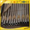 Tube en aluminium d'aluminium des fournisseurs 25mm pour l'extrusion d'aluminium de piste de rideau
