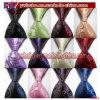 Accessoires soyeux de câble de cravate de relation étroite tissés par jacquard de cravates de relations étroites d'hommes (B8034)