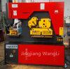 Q35y-20 het Merk van Jingjiang Wangli van de hydraulische Gecombineerde Machine van het Ponsen en het Scheren van de Ijzerbewerker