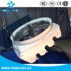 Ciclón excelente Vhv 55  que recircula la cubierta de la fibra de vidrio del equipo de lechería del ventilador