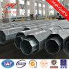 110kv Südamerika polygonaler 25m 18kn runder Pole Stahlpreis