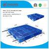 Pesado-dever Plastic Pallet da grade para Stacking (ZG-1212 com 6 aço Tubes)