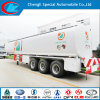 공장 Direct Sale Carbon Steel 3 Axle Petroleum Tank Trailer, 50cbm Fuel Trailer, Sale를 위한 40m3 Oil Tanker Trailer