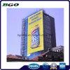 Lona da impressão de Digitas da bandeira do indicador do engranzamento do PVC (1000X1000 12X12 370g)