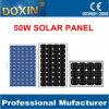 I moduli PV solare di PV riveste il pannello di pannelli solare del sistema elettrico-solare del regolatore di 50W MPPT