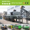 lavadora de reciclaje de plástico sucia para la venta caliente