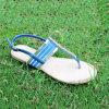 Sandálias muito barato lisas das mulheres das senhoras com sacos (TM-W716)