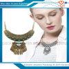 Gemme collana del metallo di modo delle donne di stile della Boemia & catena dei pendenti