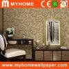 Papier peint décoratif de projet de PVC de papier