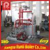 Hohe Leistungsfähigkeits-horizontaler elektrischer Heizöl-Dampfkessel für Industrie
