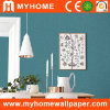 Plain hermoso Design Wall Paper para Home Decoration