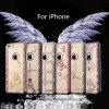 Гальванизируя лазер высекая аргументы за Huawei P9 P9lite строба TPU ангела диаманта пункта роскошное (XSDD-052)