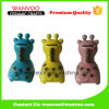 Hucha Animal agudo Craft ornamento Guardar con gres