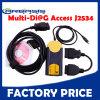 Профессиональное приспособление доступа I2534 OBD2 Multi-Di@G