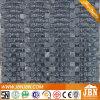 Mosaico di vetro Produttore, nero Arch mosaico di vetro, marmo Mosaico (M855096)