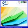 Sobres coloridos de la oficina del papel de Kraft de la calidad de Hgih