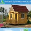 Casa de acero prefabricada de construcción del material del emparedado del tablero sano del cemento