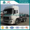 DFAC 375HP 6X4 무겁 의무 Tractor Truck