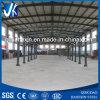 Almacén prefabricado ligero de la estructura de acero del diseño de la construcción