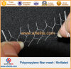 Crack Prevention pp. Fiber Mesh für Concrete Balcony Flooring