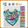 Шелк 100% как напечатанный сублимацией шарф шеи (hy230)