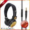 Premium Wooden Headphones with OEM Printed