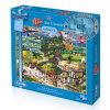 Custom por atacado Paper Jigsaw Puzzle com 120PCS Puzzle
