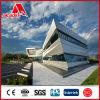 Panneau composé en aluminium matériel de villa de mur de revêtement moderne de décoration
