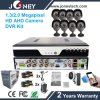 Kit al aire libre del kit 8channel Ahd DVR de HD 960p 8CH Ahd