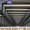 El palmo del diseño industrial y fáciles grandes ensamblan el marco del acero de la estructura