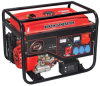 Homeusel Gasoline Generator 5kw Three Phase Generator를 위한 발전기