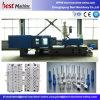 Máquina da modelação por injeção do tampão