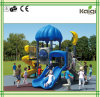 Kaiqi Small Castle themenorientiertes Slide Set für Childrens Playground (KQ50059B)
