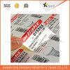 Etiquetas adesivas da etiqueta do bom preço com seu projeto
